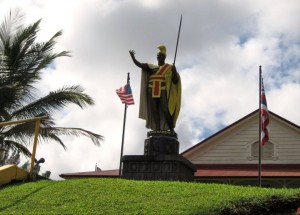 King Kamehameha MM